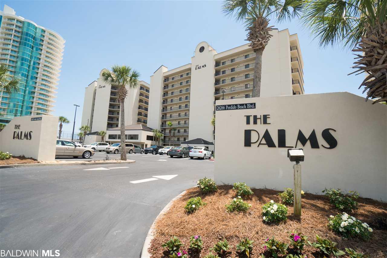Palms Condos For Orange Beach Al