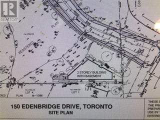 MLS® #W4511807 - 150 Edenbridge  Drive  in Edenbridge-Humber Valley Toronto