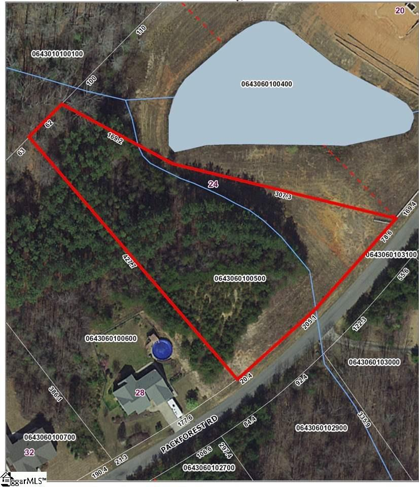 Home for Sale Located at 24 Packforest Road, Taylors, SC 29687