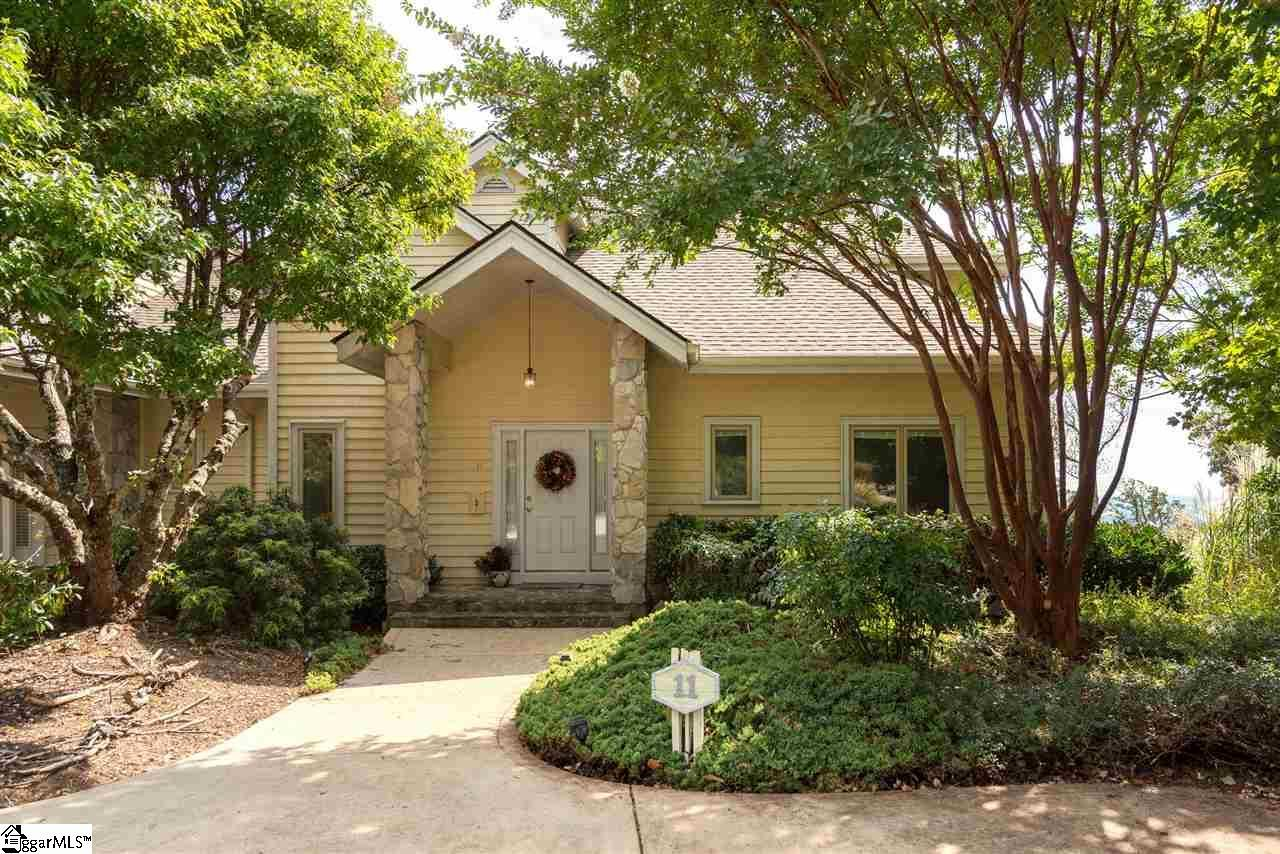 Home for Sale Located at 11 Vireo Drive, Landrum, SC 29356