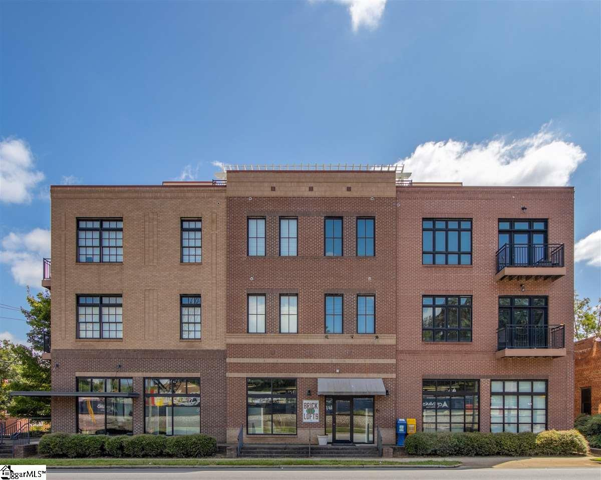 Real Estate Greenville - Condo/Townhouse Property for Sale at 301 Augusta Street #201