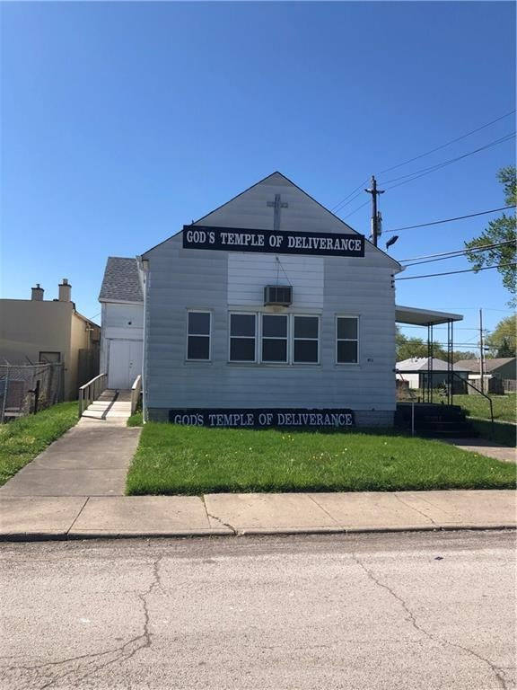 709 W 25th Street, Indianapolis