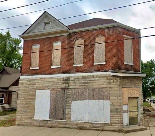 1710 S East Street, Indianapolis