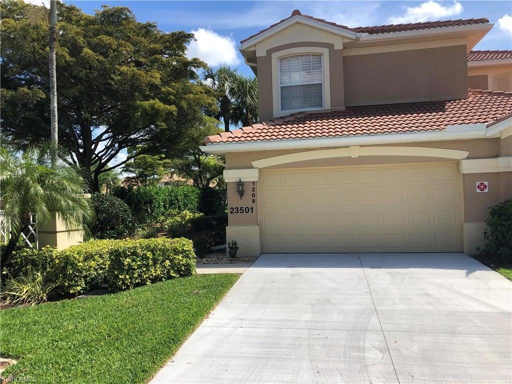 ESTERO Real Estate - View SW FL MLS #219026493 at 23501 Wisteria Pointe Dr 1208 in WISTERIA POINTE at COPPERLEAF AT THE BROOKS