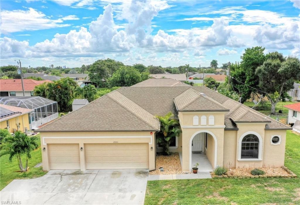 CAPE CORAL Home for Sale - View SW FL MLS #219048445 at 2003 Academy Blvd in CAPE CORAL in CAPE CORAL, FL - 33990
