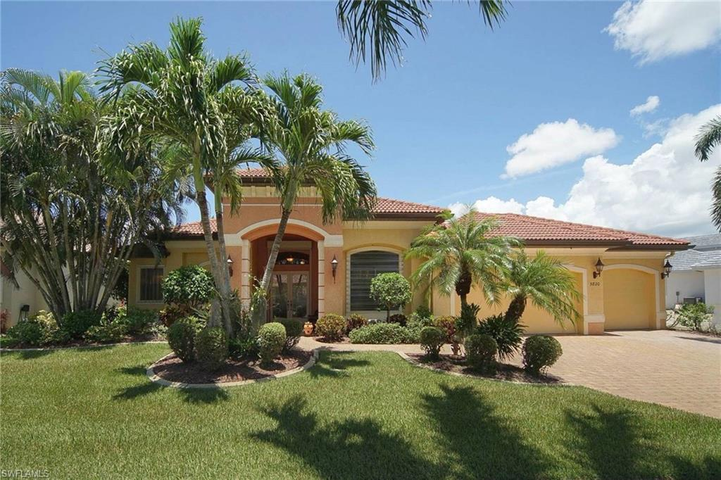 SW Florida Home for Sale - View SW FL MLS Listing #219051123 at 5820 Harbour Cir in CAPE CORAL, FL - 33914