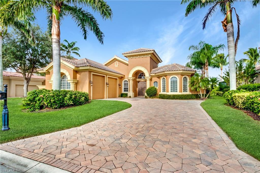 MONTEVERDI Home for Sale - View SW FL MLS #219066784 at 9520 Monteverdi Way in RENAISSANCE in FORT MYERS, FL - 33912