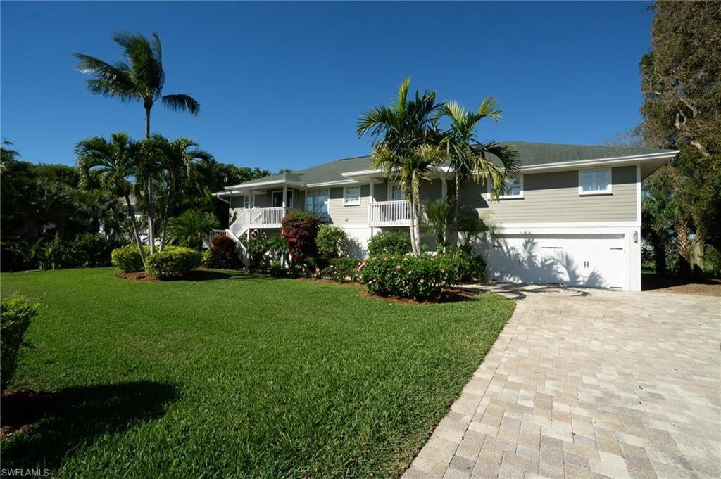 SW Florida Home for Sale - View SW FL MLS Listing #219073838 at 1039 Sand Castle Rd in SANIBEL, FL - 33957