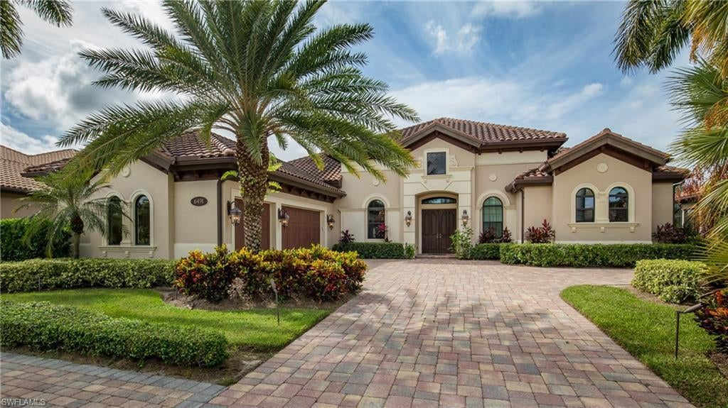 SW Florida Real Estate - View SW FL MLS #219065506 at 6491  Carema Ln in LELY RESORT in NAPLES, FL - 34113