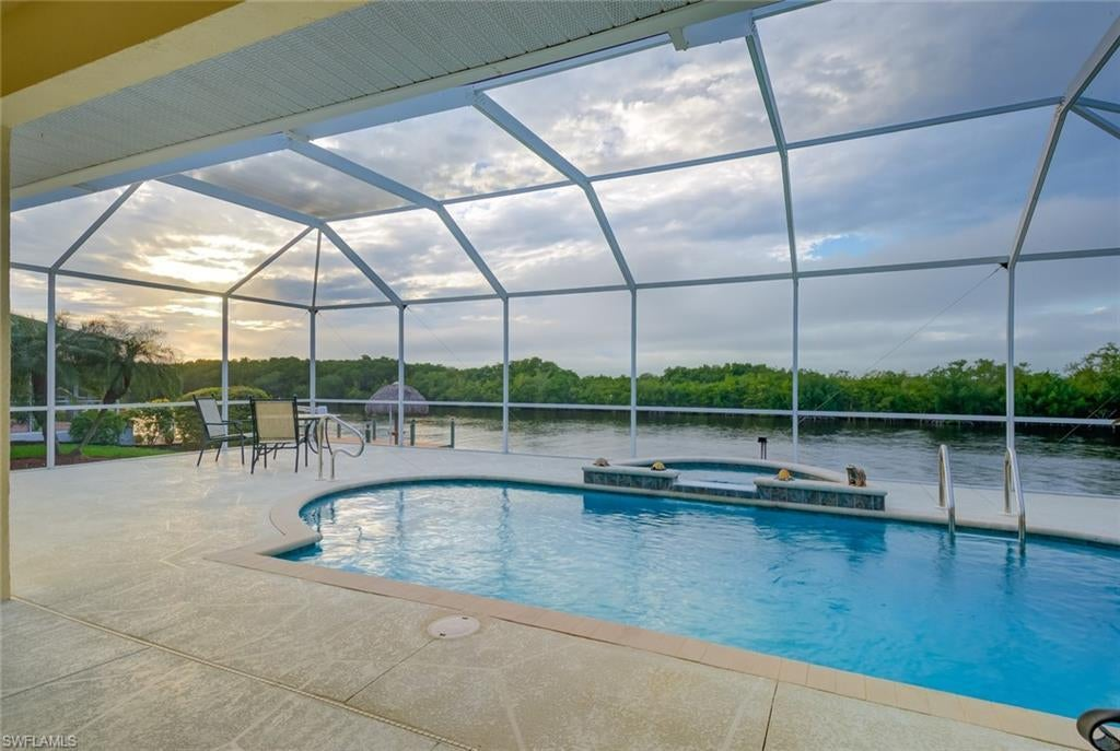 SW Florida Real Estate - View SW FL MLS #220000235 at 3712 Surfside Blvd in CAPE CORAL in CAPE CORAL, FL - 33914