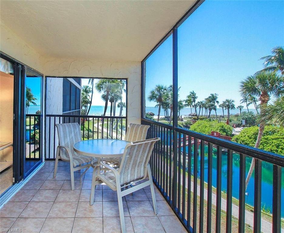SANIBEL Real Estate - View SW FL MLS #220002266 at 2445 W Gulf Dr E21 in POINTE SANTO DE SANIBEL CONDO at POINTE SANTO DE SANIBEL CONDO