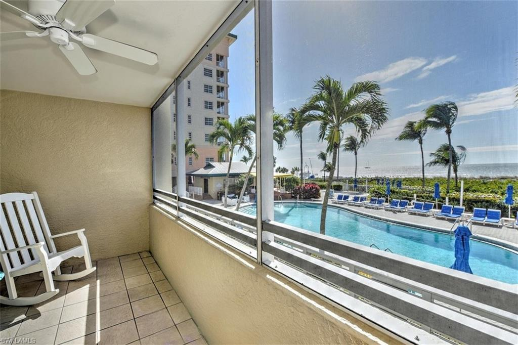 SW Florida Real Estate - View SW FL MLS #220006064 at 140 Estero Blvd 2105 in PINK SHELL RESORT in FORT MYERS BEACH, FL - 33931