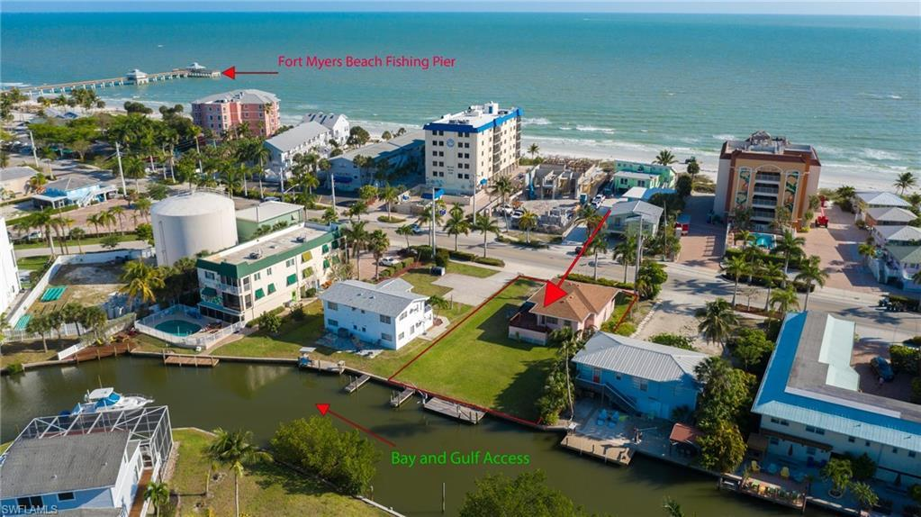 ISLAND SHORES Real Estate - View SW FL MLS #220011559 at 749 Estero Blvd in ISLAND SHORES in FORT MYERS BEACH, FL - 33931
