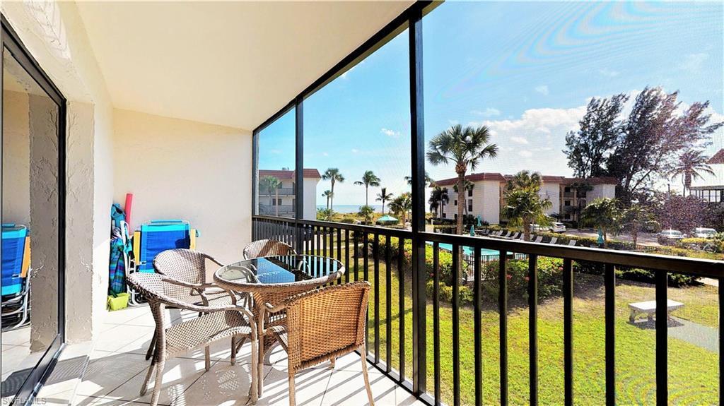 SW Florida Real Estate - View SW FL MLS #220011884 at 671 E Gulf Dr 4b2 in SANDALFOOT CONDOMINIUM in SANIBEL, FL - 33957
