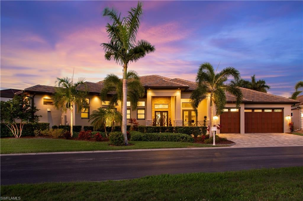 SW Florida Home for Sale - View SW FL MLS Listing #220013162 at 5501 Harbour Preserve Cir in CAPE CORAL, FL - 33914
