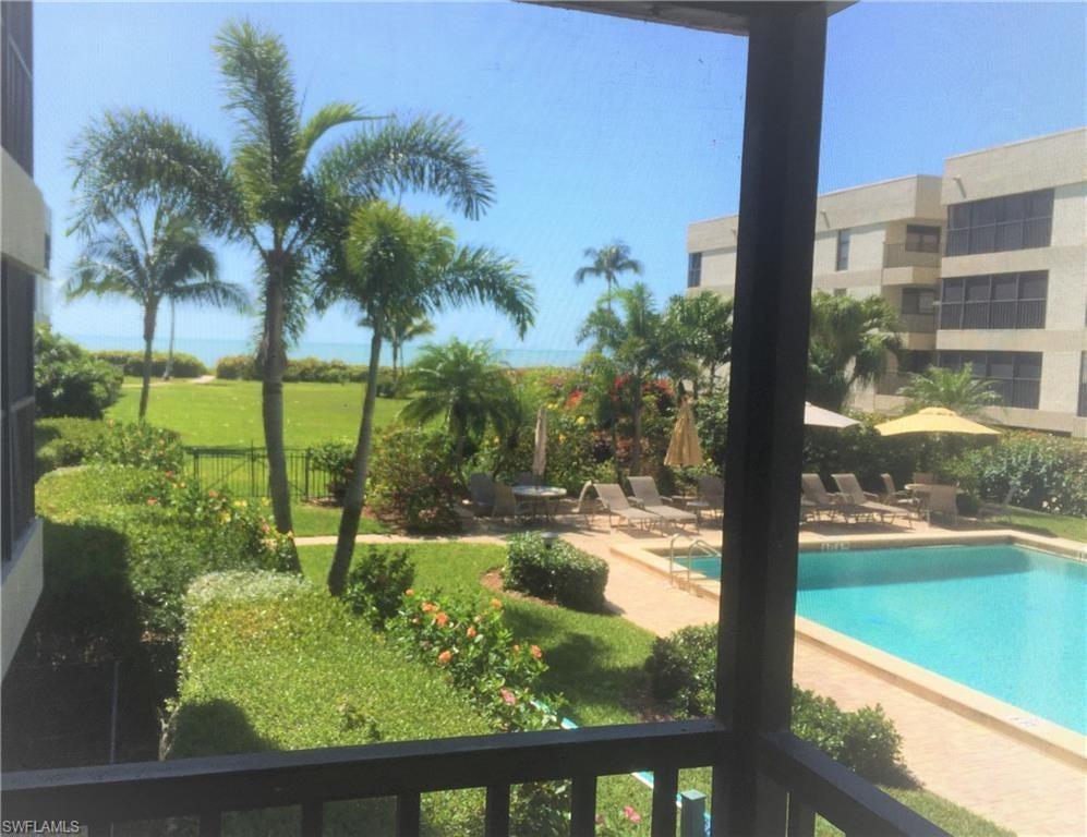 SW Florida Real Estate - View SW FL MLS #220020547 at 2721 W Gulf Dr 110 in KINGS CROWN in SANIBEL, FL - 33957