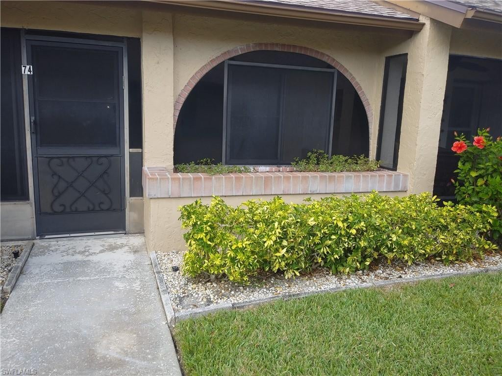 FORT MYERS Real Estate - View SW FL MLS #220019970 at 16511 Bayleaf Ln 74 in VILLAS AT CINNAMON COVE at CINNAMON COVE