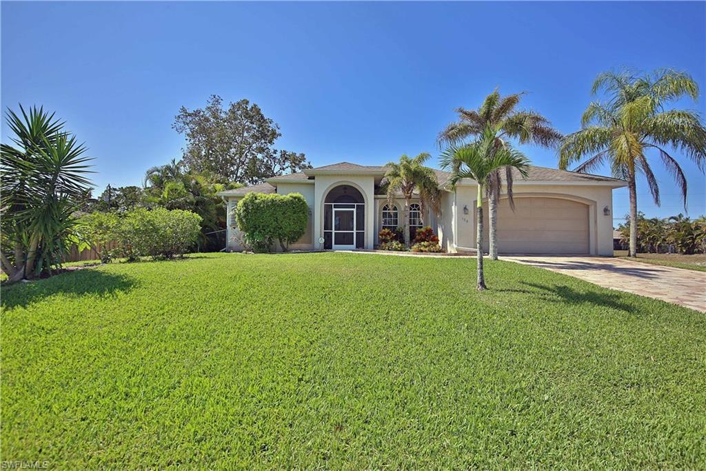 SW Florida Home for Sale - View SW FL MLS Listing #220027537 at 118 Sw 15th Ter in CAPE CORAL, FL - 33991