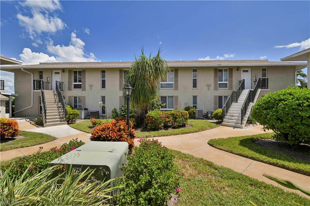 SW Florida Real Estate - View SW FL MLS #220030780 at 243 Palm Dr 243-4 in GLADES in NAPLES, FL - 34112