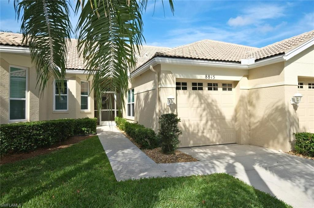 FORT MYERS Real Estate - View SW FL MLS #220033011 at 8815 Stockbridge Dr in SOMMERSET VILLAS at LEXINGTON COUNTRY CLUB