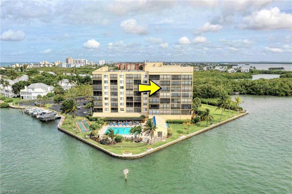 SW Florida Home for Sale - View SW FL MLS Listing #220033180 at 400 Lenell Rd 506 in FORT MYERS BEACH, FL - 33931