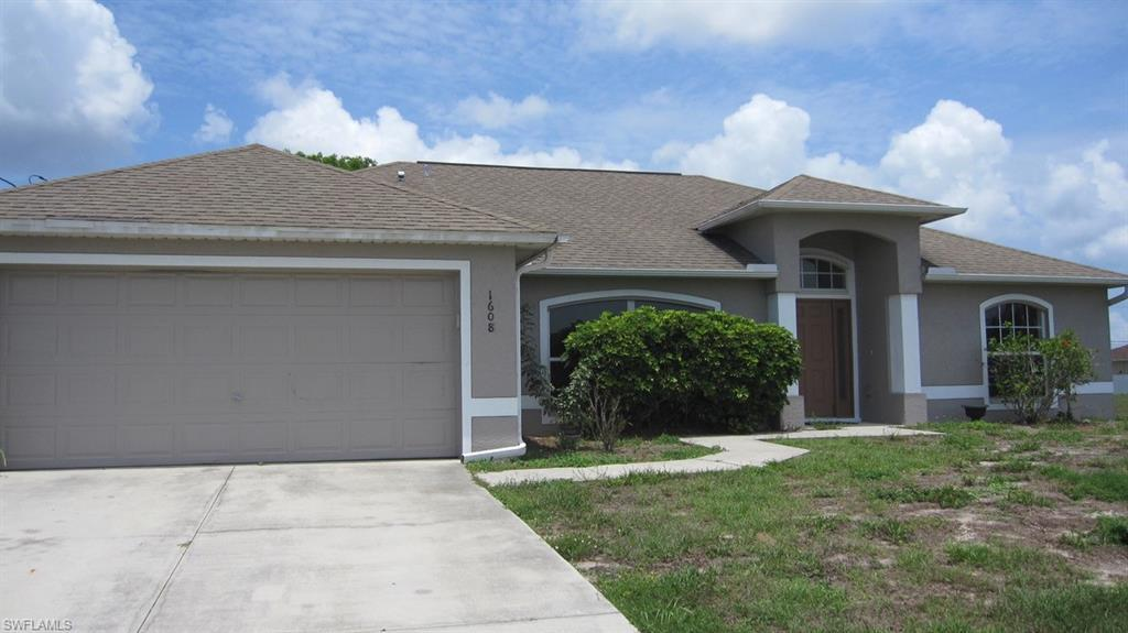 SW Florida Home for Sale - View SW FL MLS Listing #220033863 at 1608 Nw 7th Pl in CAPE CORAL, FL - 33993