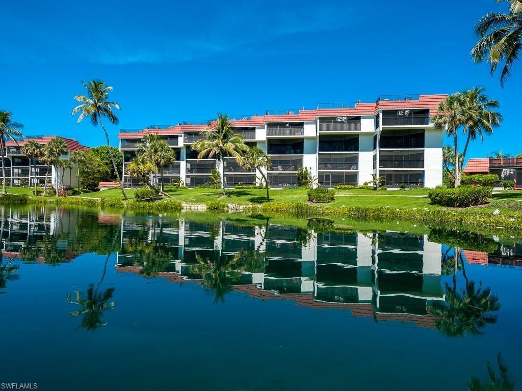 SW Florida Real Estate - View SW FL MLS #220035316 at 2445 W Gulf Dr B3 in POINTE SANTO DE SANIBEL CONDO in SANIBEL, FL - 33957