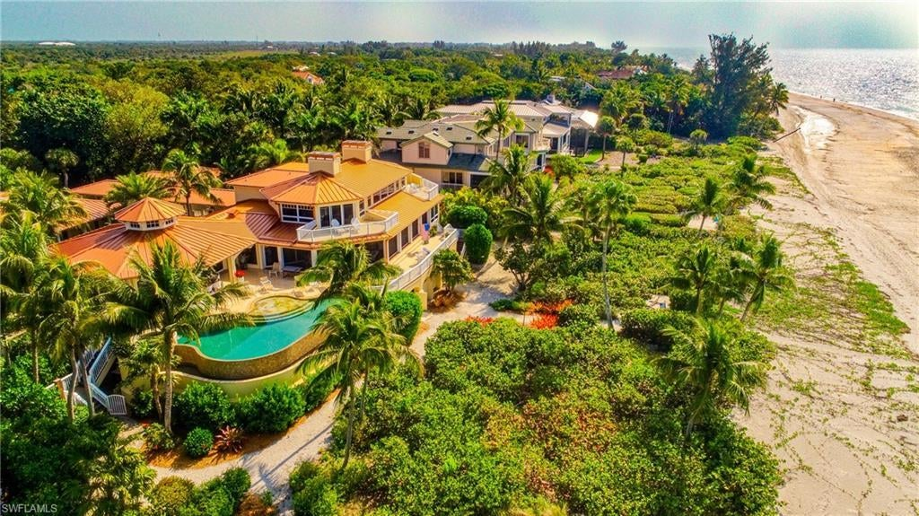 SW Florida Home for Sale - View SW FL MLS Listing #220035453 at 4381 W Gulf Dr in SANIBEL, FL - 33957