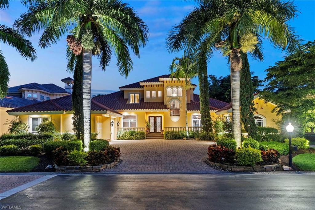 FORT MYERS Home for Sale - View SW FL MLS #220034473 in GULF HARBOUR YACHT AND COUNTRY CLUB
