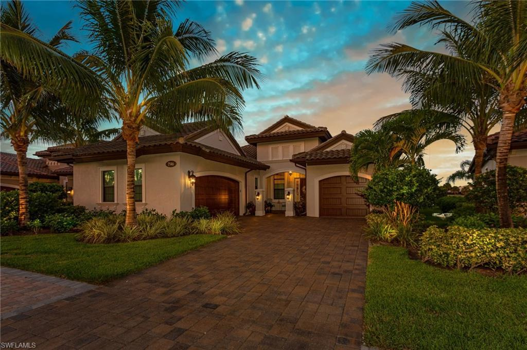 NAPLES Home for Sale - View SW FL MLS #220034646 in LELY RESORT