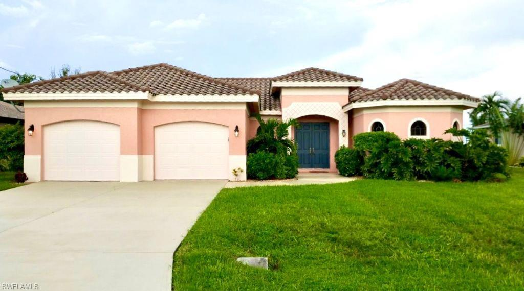 CAPE CORAL Home for Sale - View SW FL MLS #220036106 at 4119 Sw 21st Pl in CAPE CORAL in CAPE CORAL, FL - 33914