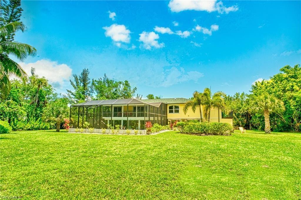 SANIBEL Real Estate - View SW FL MLS #220037349 at 6033 Dinkins Lake Rd in DINKINS BAYOU at DINKINS BAYOU