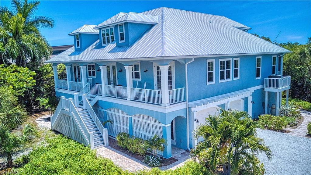 SW Florida Home for Sale - View SW FL MLS Listing #220039157 at 5439 Osprey Ct in SANIBEL, FL - 33957