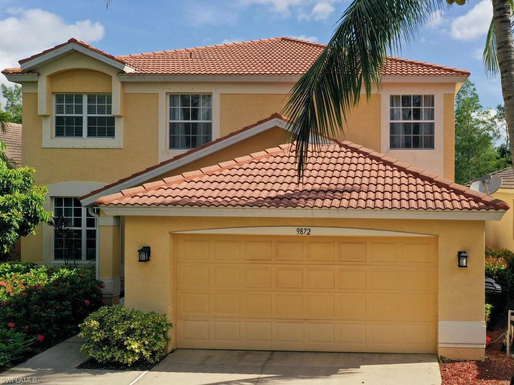 SW Florida Real Estate - View SW FL MLS #220039808 at 9872 Colonial Walk S in COLONIAL OAKS in ESTERO, FL - 33928