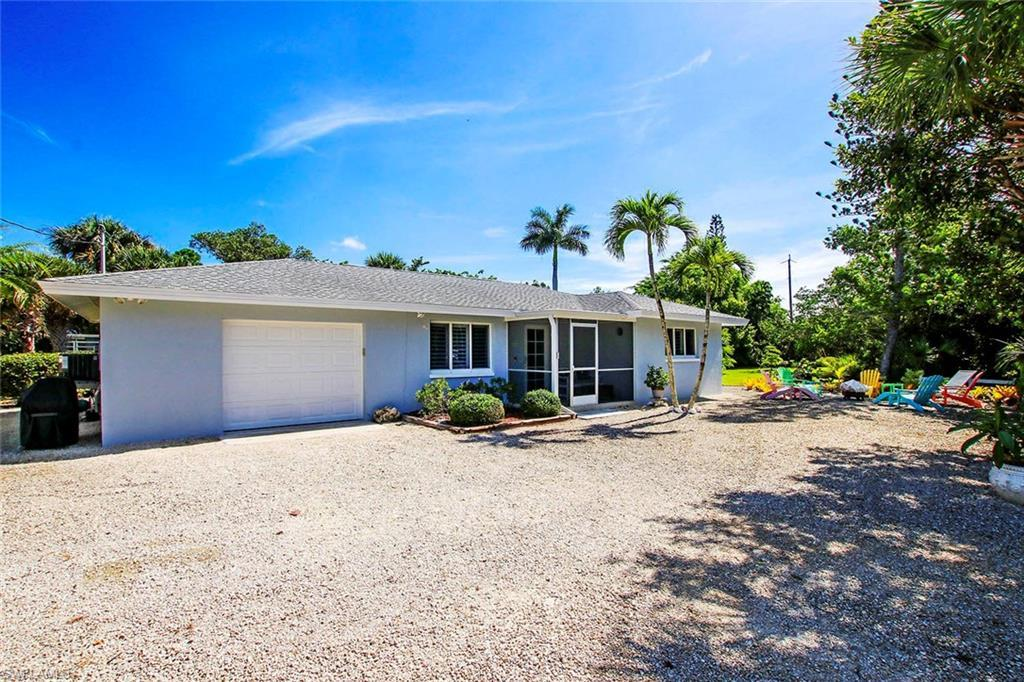 SANIBEL Home for Sale - View SW FL MLS #220040203 in METES AND BOUNDS