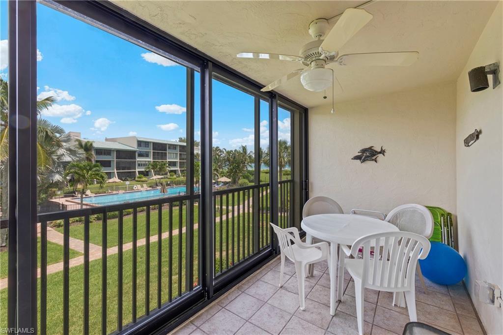 SANIBEL Real Estate - View SW FL MLS #220040271 at 979 E Gulf Dr 212 in LOGGERHEAD CAY CONDO at LOGGERHEAD CAY CONDO