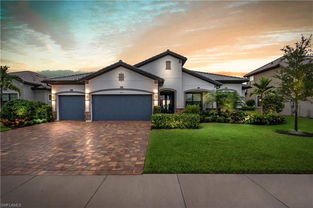 CORKSCREW SHORES Home for Sale - View SW FL MLS #220041952 at 14323 Pine Hollow Dr in CORKSCREW SHORES in ESTERO, FL - 33928