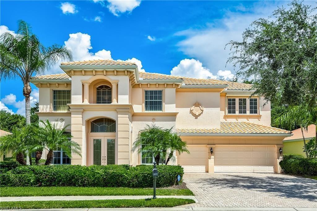 BELLE LAGO Real Estate - View SW FL MLS #220044930 at 8517 Sedonia Cir in BELLE LAGO in ESTERO, FL - 33967