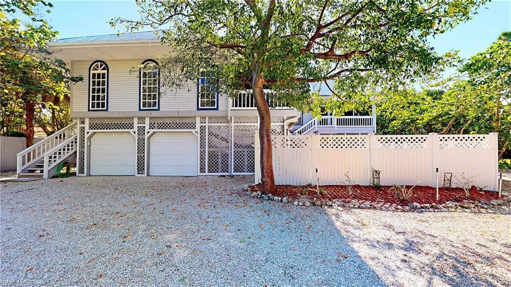 SW Florida Home for Sale - View SW FL MLS Listing #220045681 at 315 E Gulf Dr in SANIBEL, FL - 33957