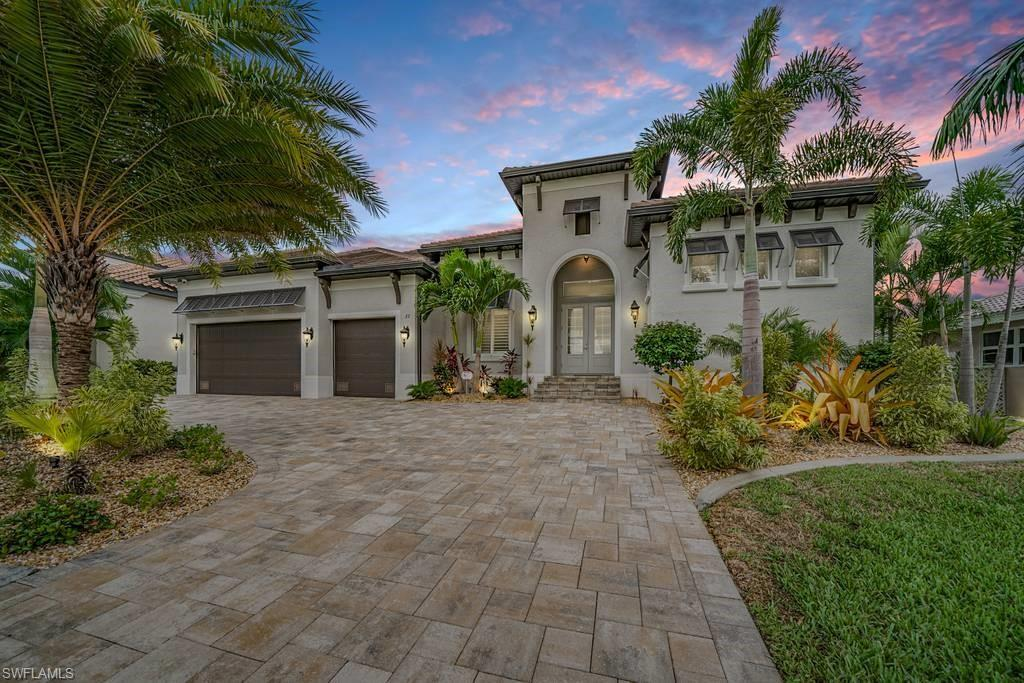 SW Florida Real Estate - View SW FL MLS #220047521 at 27 Tropicana Dr in PUNTA GORDA ISLES in PUNTA GORDA, FL - 33950