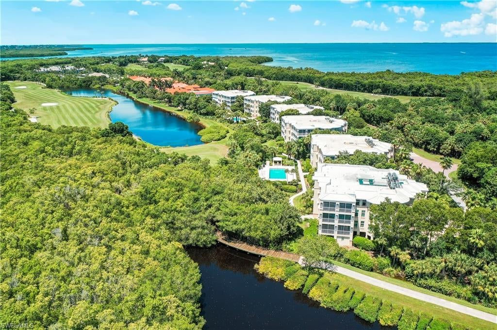 SANCTUARY GOLF VILLAGES CONDO Home for Sale - View SW FL MLS #220055809 at 2605 Wulfert Rd 5 in THE SANCTUARY in SANIBEL, FL - 33957