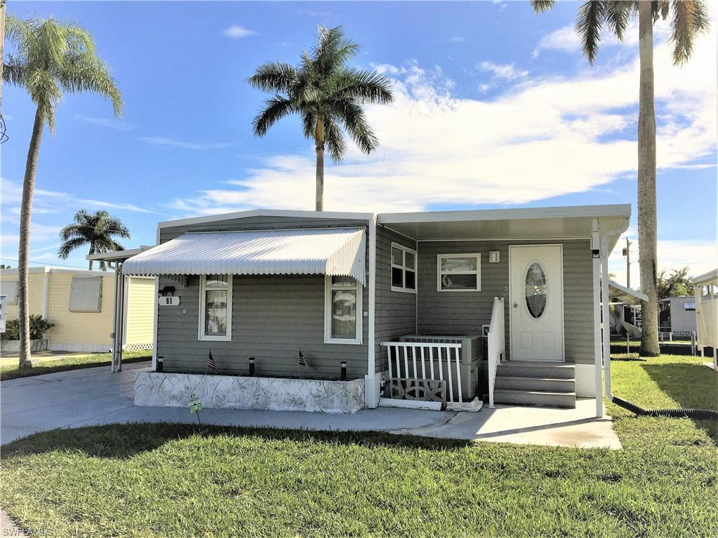 SW Florida Home for Sale - View SW FL MLS Listing #220058819 at 81 Sun Cir in FORT MYERS, FL - 33905