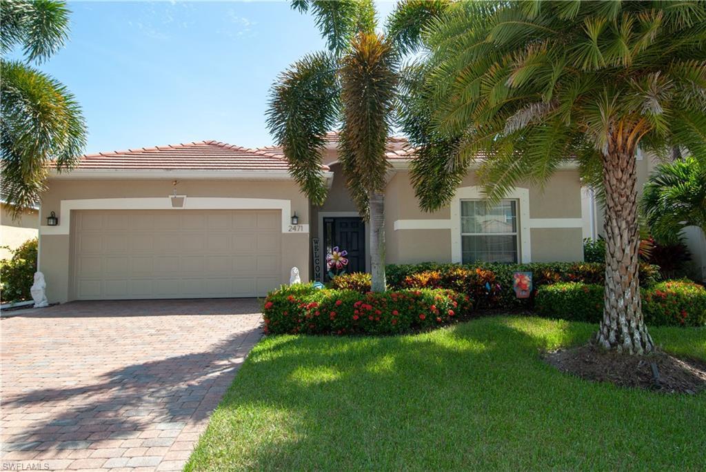 SANDOVAL Real Estate - View SW FL MLS #220059292 at 2471 Blackburn Cir in BLACKBURN in CAPE CORAL, FL - 33991