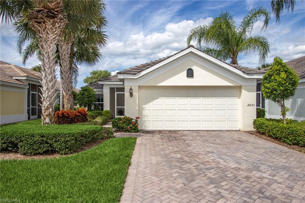 CLAIRFONT Home for Sale - View SW FL MLS #220061548 at 2633 Clairfont Ct in SANDOVAL in CAPE CORAL, FL - 33991