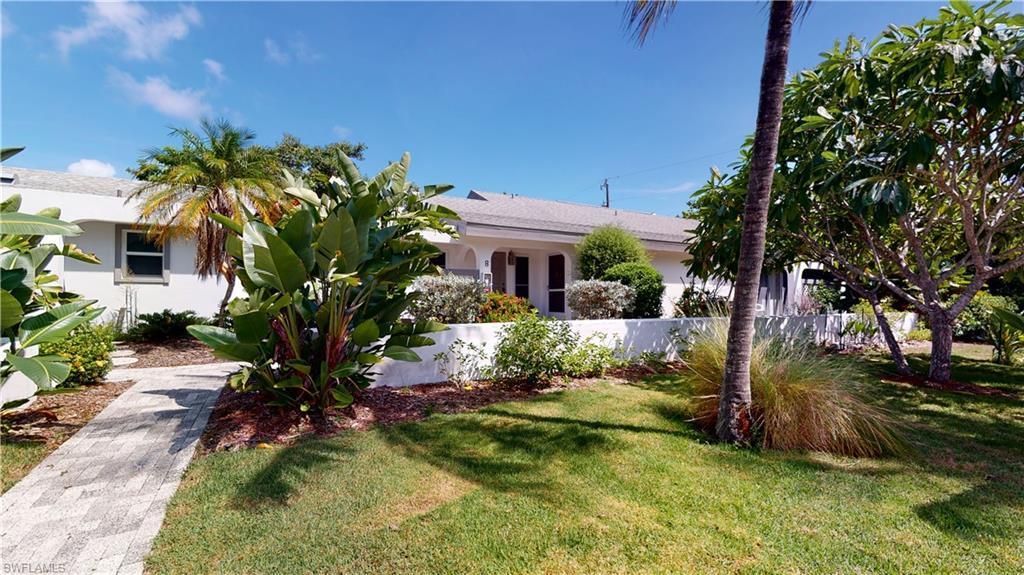 SANIBEL Real Estate - View SW FL MLS #220062033 at 312 Periwinkle Way 8 in CASA BLANCA OF SANIBEL CONDO at CASA BLANCA OF SANIBEL CONDO