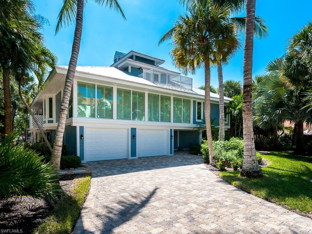 SW Florida Home for Sale - View SW FL MLS Listing #220062858 at 513 Lighthouse Way in SANIBEL, FL - 33957
