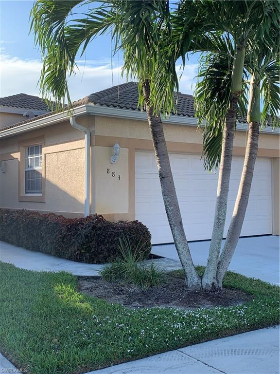 SW Florida Real Estate - View SW FL MLS #220069704 at 883 Marblehead Dr C-2 in GLEN EAGLE in NAPLES, FL - 34104