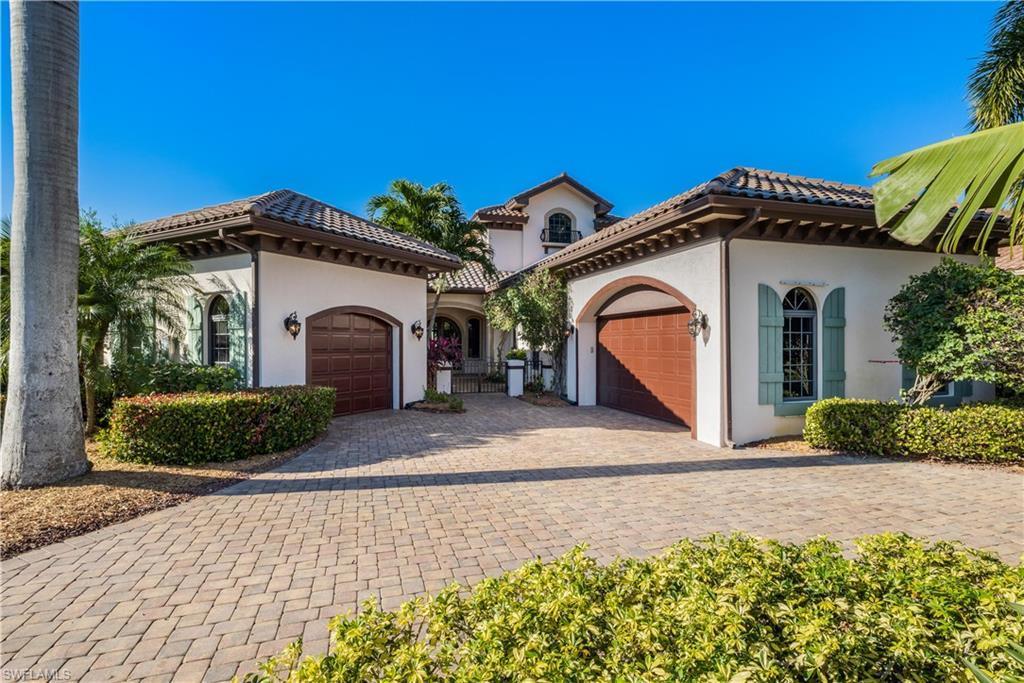 FORT MYERS Real Estate - View SW FL MLS #220079142 at 9490 Monteverdi Way in MONTEVERDI at RENAISSANCE