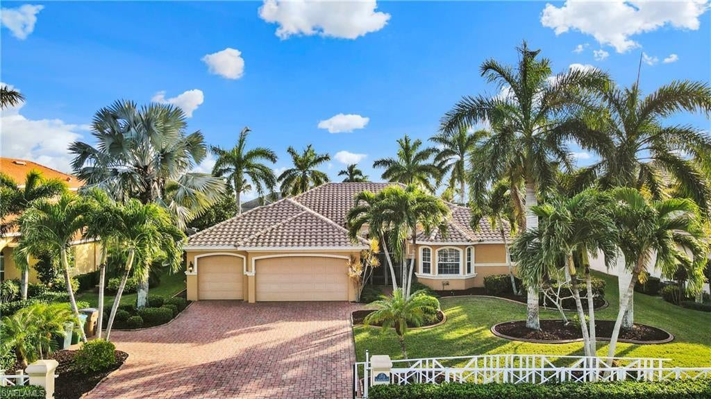 CAPE CORAL Home for Sale - View SW FL MLS #220081124 in CAPE HARBOUR