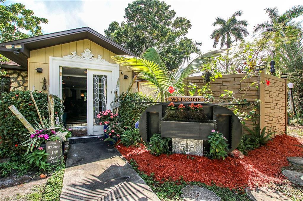 SW Florida Home for Sale - View SW FL MLS Listing #221016452 at 149 Standish Cir in NORTH FORT MYERS, FL - 33903